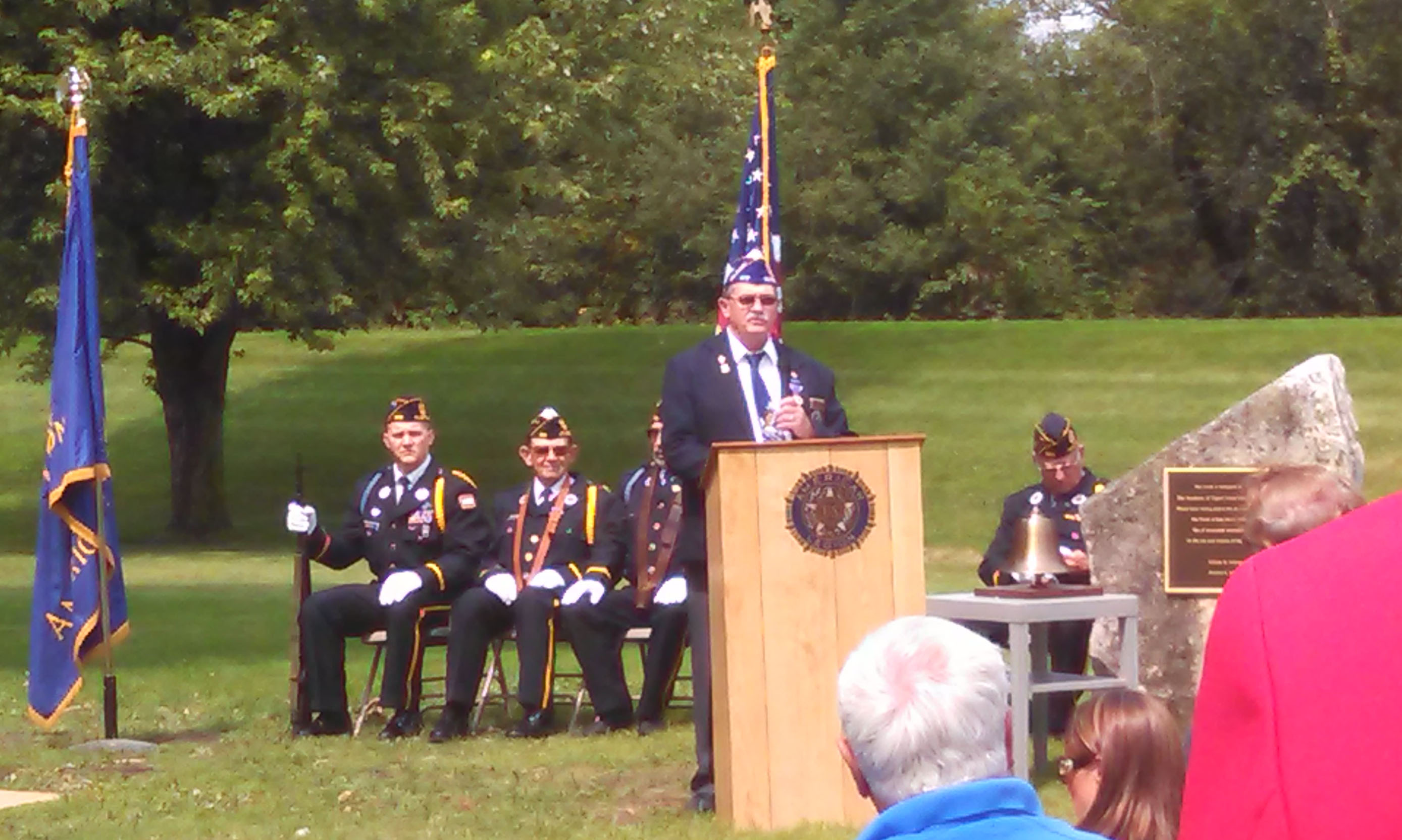 8 29 15 Lee Memorial Dedication 4