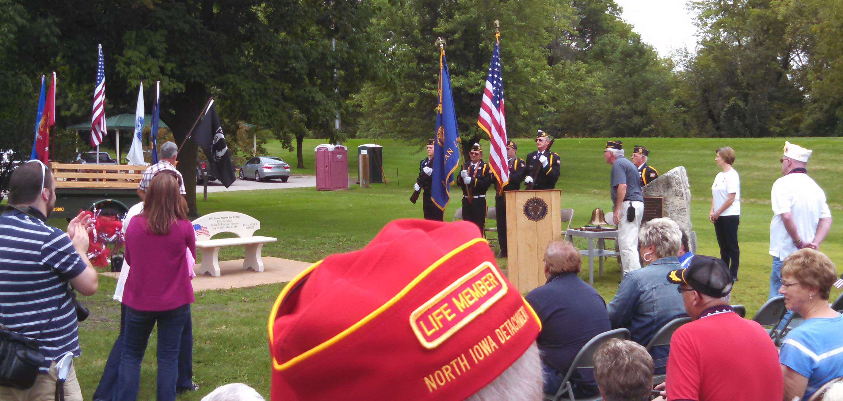 8 29 15 Lee Memorial Dedication 6